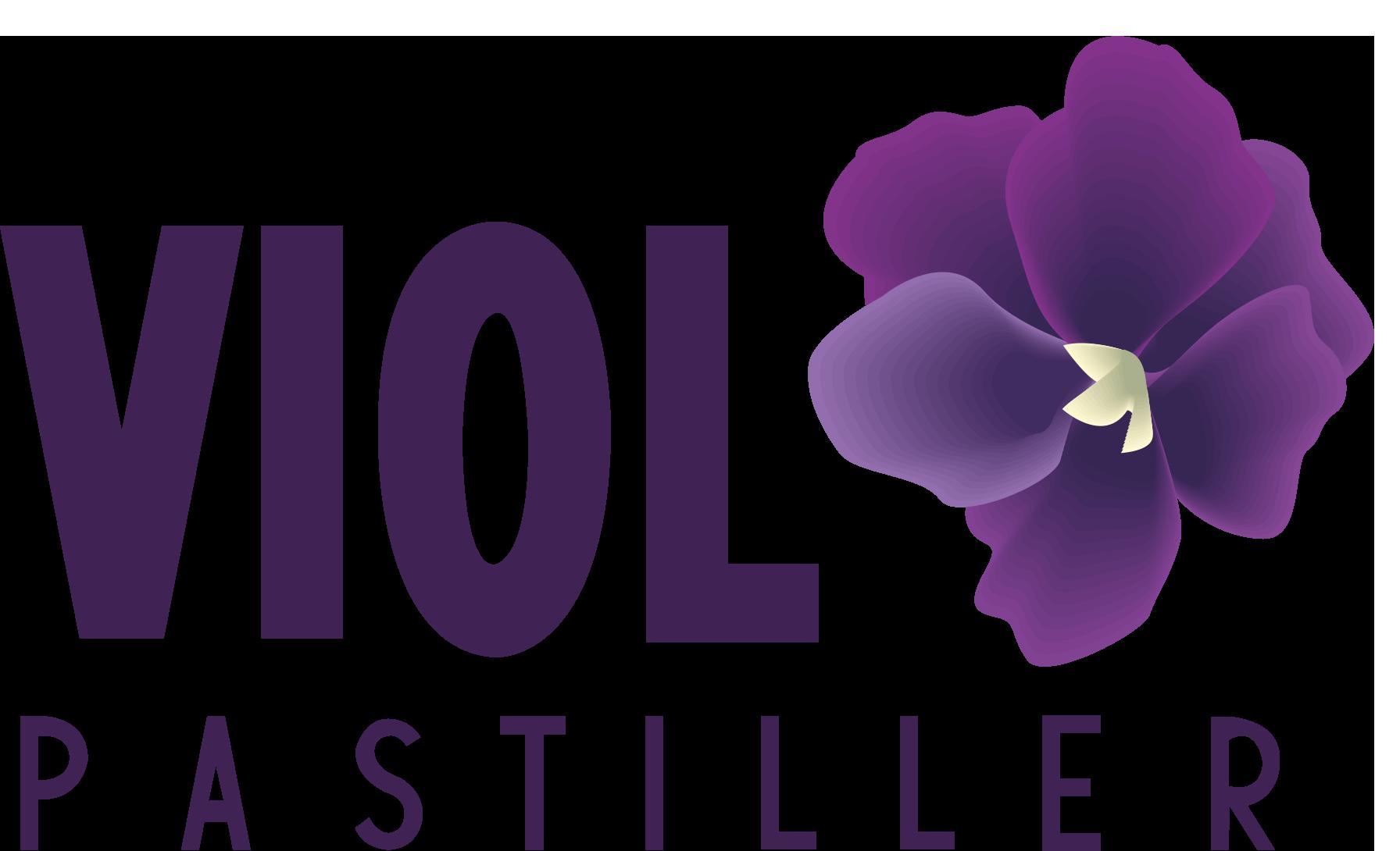 Viol Pastiller logga